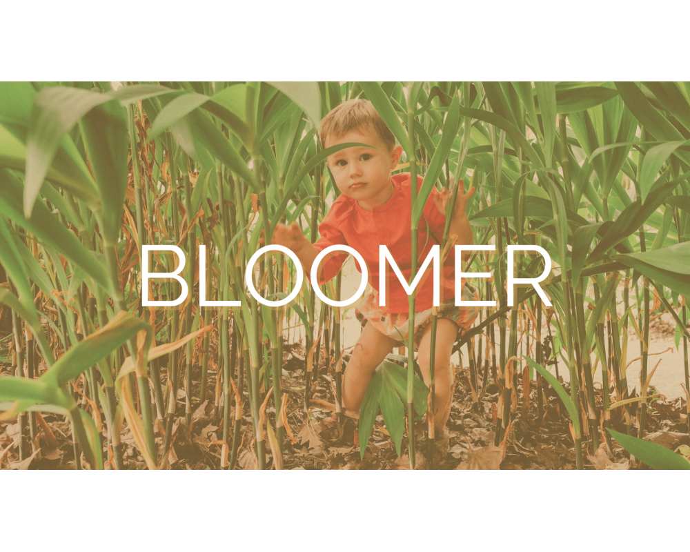 BLOOMER | SECOND SEW | Mode éthique enfant