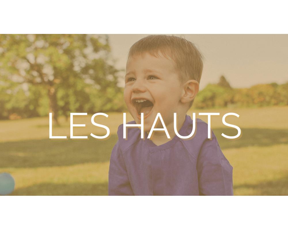 NOS HAUTS | SECOND SEW | Mode éthique enfant