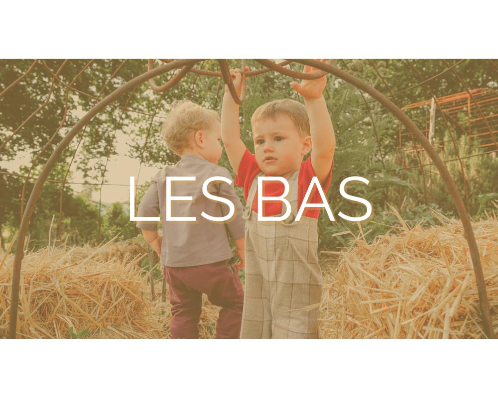 NOS BAS | SECOND SEW | Mode éthique enfant