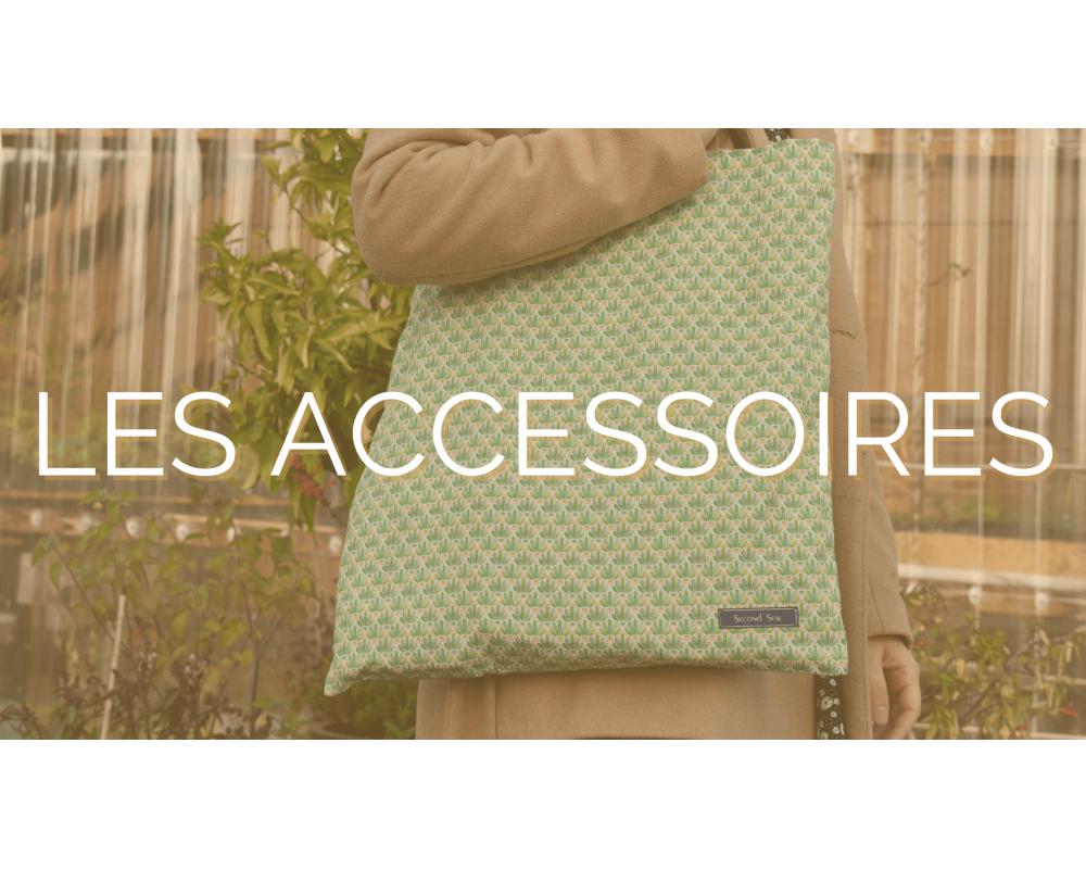 NOS ACCESSOIRES | SECOND SEW | Mode éthique enfant