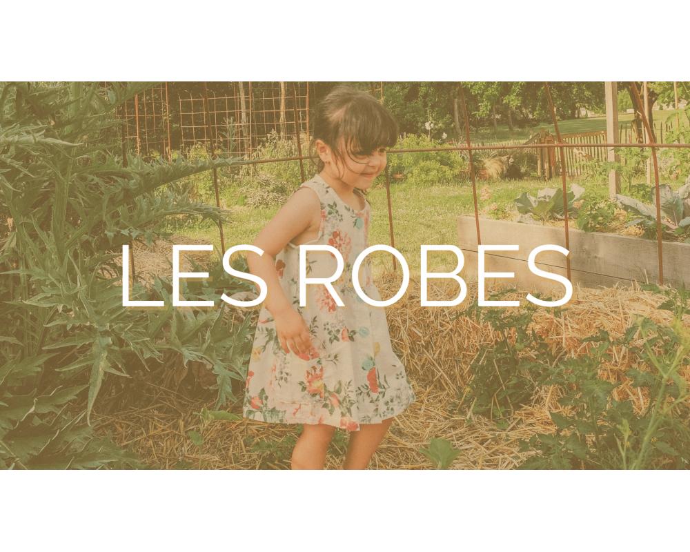 NOS ROBES | SECOND SEW | Mode éthique enfant