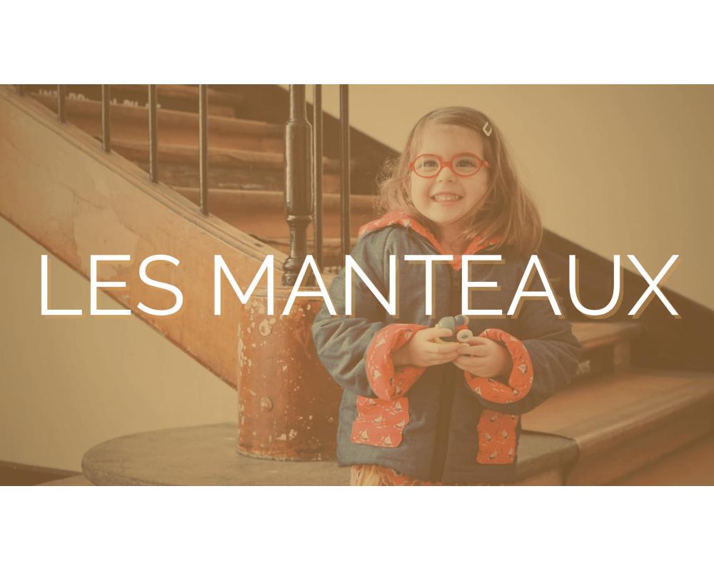 NOS MANTEAUX | SECOND SEW | Mode éthique enfant