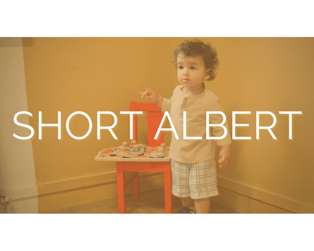 SHORT ALBERT | SECOND SEW | Mode éthique enfant
